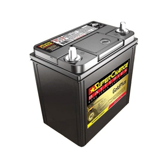 Supercharge Batteries Gold Plus MF40B20