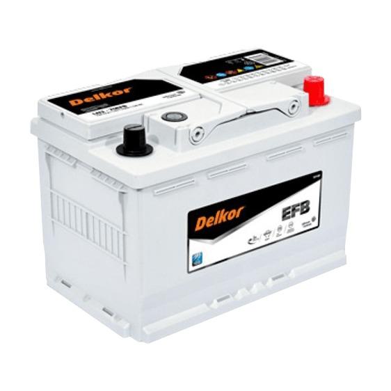 delkor start stop s34b20r agm battery battery central. Black Bedroom Furniture Sets. Home Design Ideas