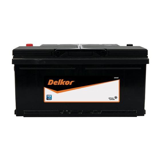 60038 (DIN88H) Delkor Automotive MF Battery