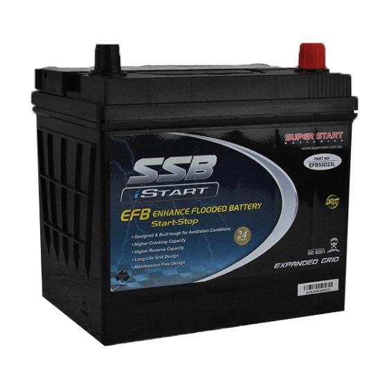 EFB55D23L SSB EFB Stop Start Battery (Q85)