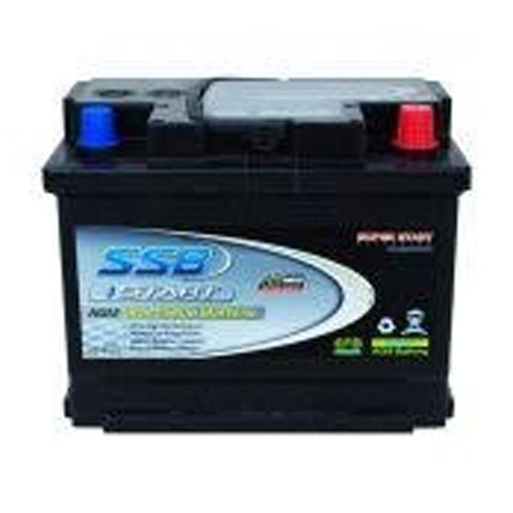 EFB55T SSB EFB Start Stop Battery