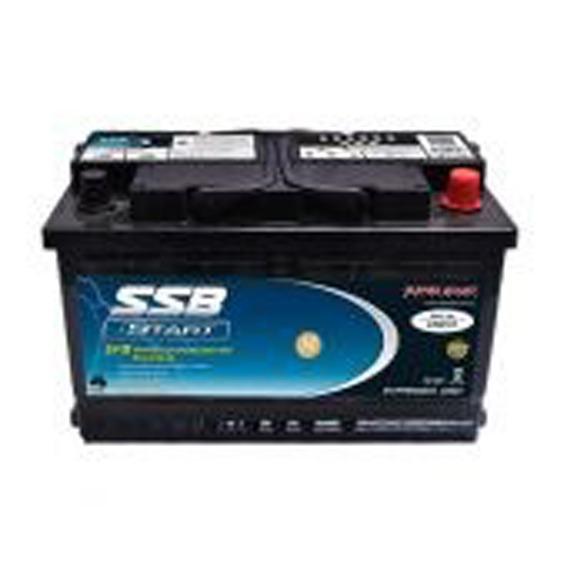 EFB75T SSB EFB Start Stop Battery