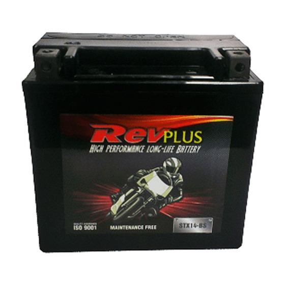 STX14BS Rev Plus Bike Battery (SC)
