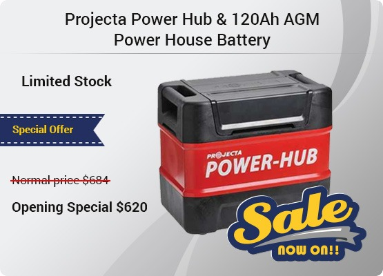 Projecta Power Hub & Power House