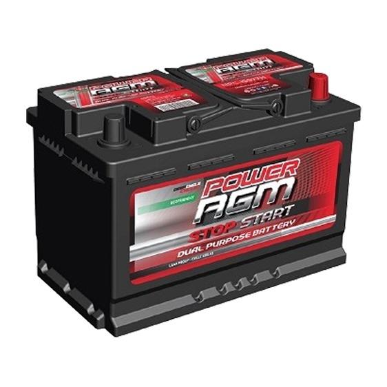 Power AGM Stop Start Battery NPC iSS77H