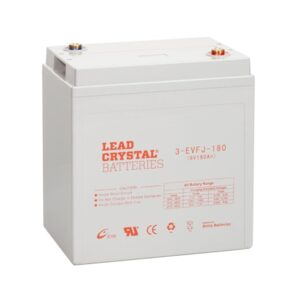 Lead Crystal 3-EVFJ-180