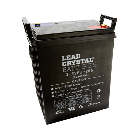 Lead Crystal 3-EVFJ-265