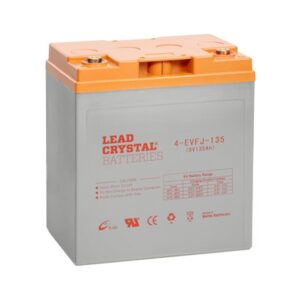 Lead Crystal 4-EVFJ-135