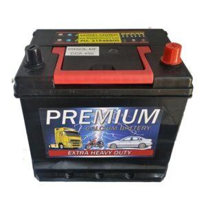 Premium Batteries Automotive 55D23L