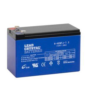 Lead Crystal 6-HCNFJ-7.2