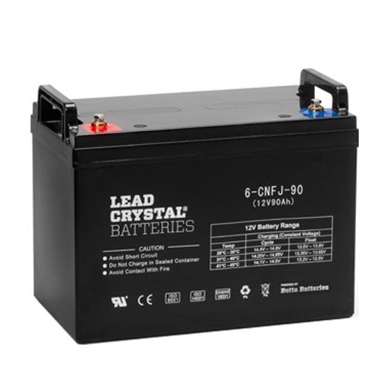 Lead Crystal 6 CNFJ-90