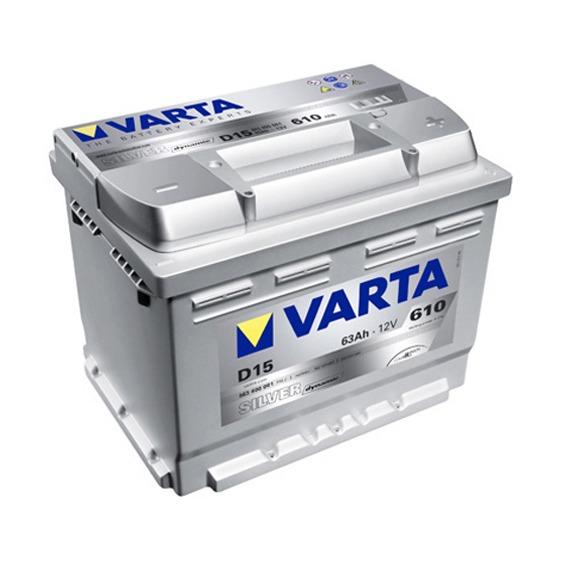 Varta Auto D15 563400