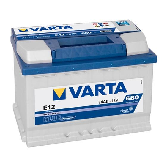Varta Auto E12 474013