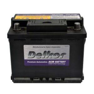 Delkor Start Stop LN2 (DIN55H)
