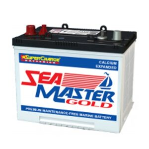 Supercharge Batteries SeaMaster Gold MFM50