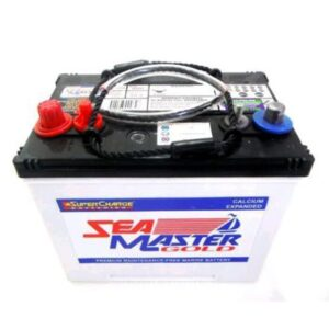 Supercharge Batteries SeaMaster Gold MFM70