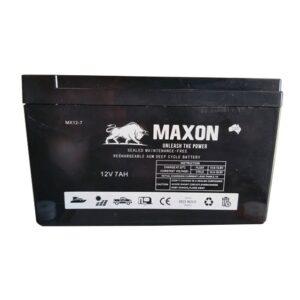 Maxon Power Deep Cycle MX12-7