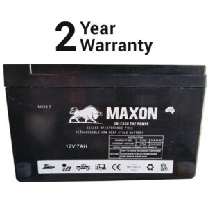 Maxon Power Deep Cycle MX12-7