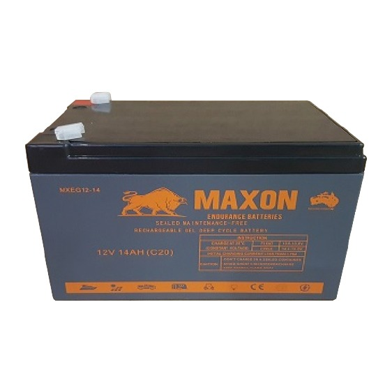 Maxon Endurance Deep Cycle MXEG12-14