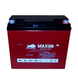 Maxon Power Deep Cycle MXG12-20