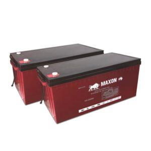 Maxon Battery Bank 220-2X