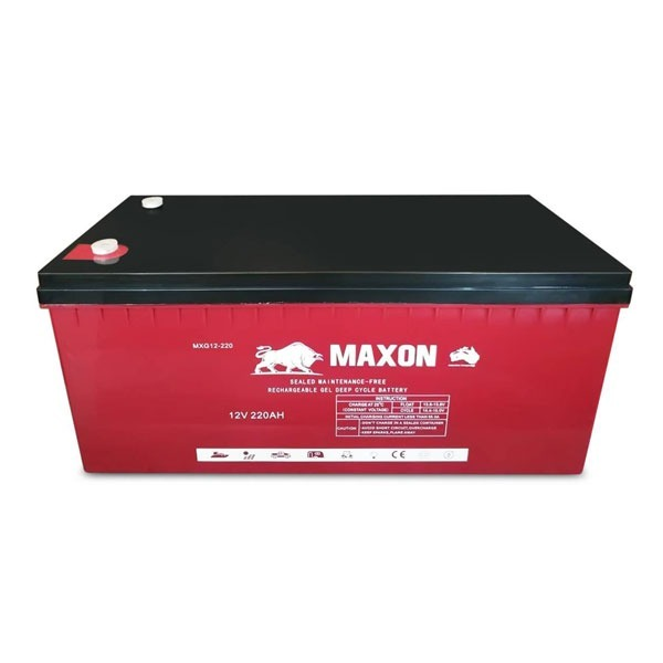Maxon Gel Deep Cycle MXG12-220
