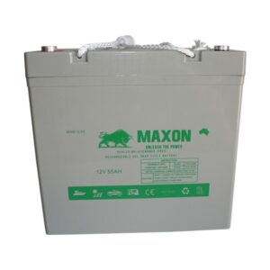 Maxon Power Deep Cycle MXG12-55