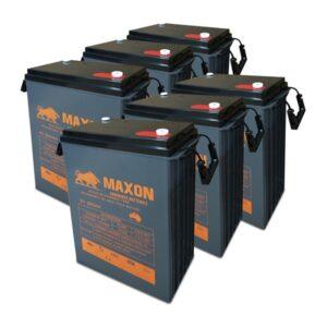 Maxon Battery Bank 365-6
