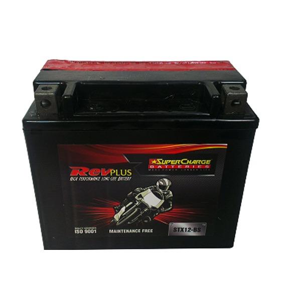 Revs Plus Heavy Duty STX12-BS