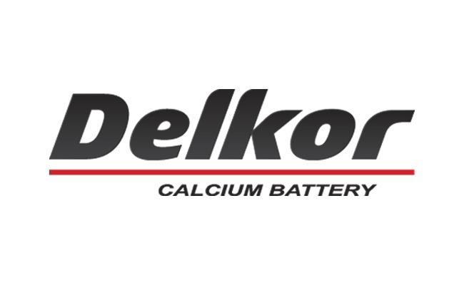 Delkor Batteries Logo