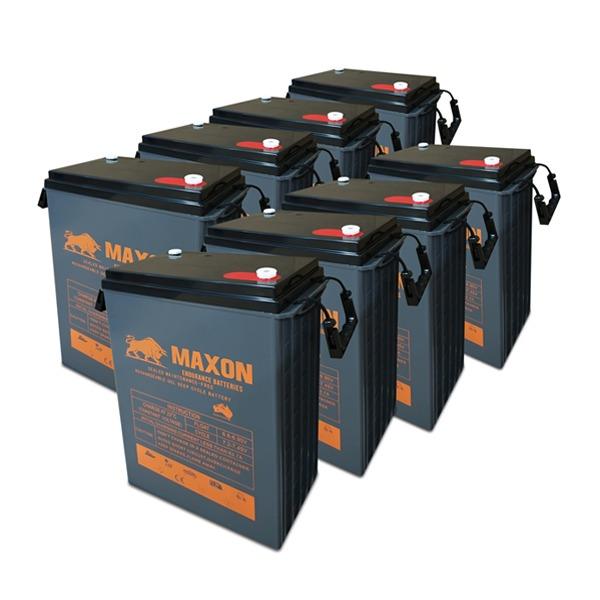 Maxon Battery Bank 465-8
