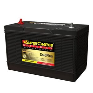 Supercharge Batteries Gold Plus MF31-930