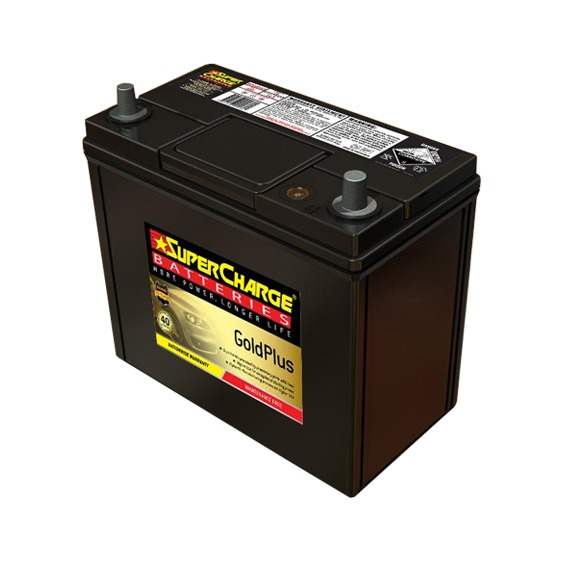Supercharge Batteries Gold Plus MF55B24L