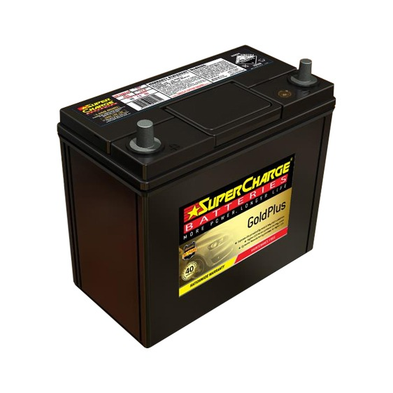 Supercharge Batteries Gold Plus MF55B24R