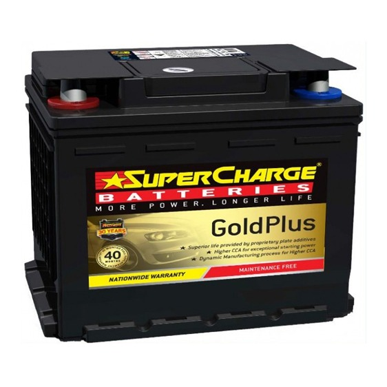 Supercharge Batteries Gold Plus MF55R