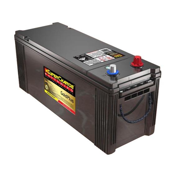 Supercharge Batteries Gold Plus MFN120