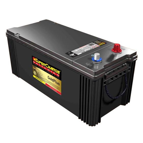 Supercharge Batteries Gold Plus MFN150