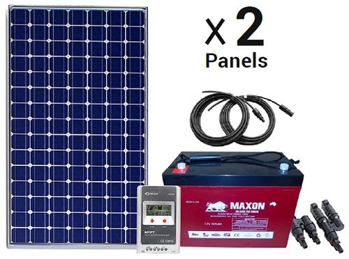 Maxon 2 Panels
