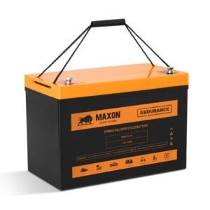 Maxon Endurance Deep Cycle Battery MXEG12-55