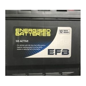 E66HEFB Energised EFB Battery