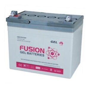 Fusion Gel Deep Cycle 12V 31Ah Battery CBG12V31AH