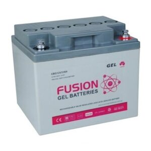 Fusion Gel Deep Cycle 12V 38Ah Battery CBG12V38AH