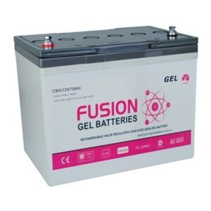 Fusion Gel Deep Cycle 12V 85Ah Battery CBG12V85AH