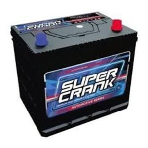 NX120-7LSCMF Super Crank Truck & Tractor Battery (High Crank CN70ZZL)