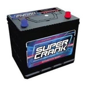 NX120-7SCMF Super Crank Truck & Tractor Battery (High Crank N70ZZ)