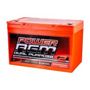 Power AGM Dual Purpose Battery NPCDP-110