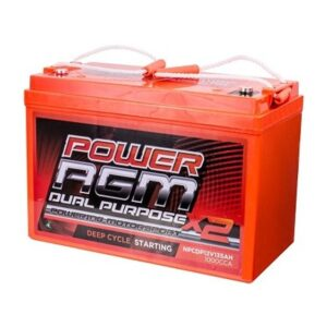 Power AGM Dual Purpose Battery NPCDP-135