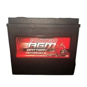 Power AGM Motorbike Battery NPC-MX-8