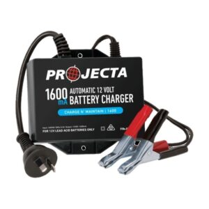 Projecta AC250B 12V 1600mA Battery Charger