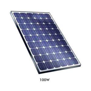 SolarKits Solar Panel 100W Mono
